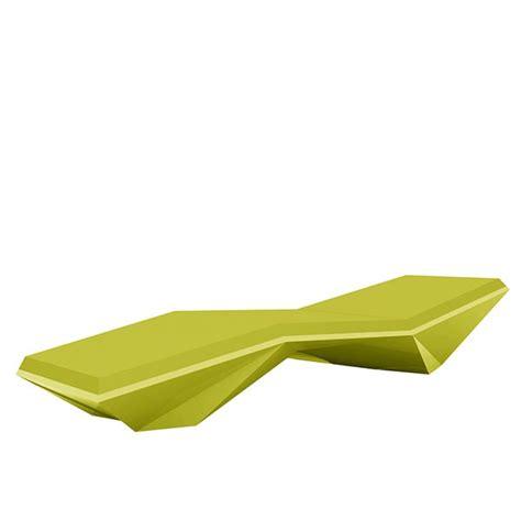 Chaise Longue Vert Anis by Chaise Longue Faz Jardinchic