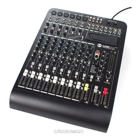Mixing Desks by Rcf L Pad 12cx 12 Channel Mixing Desk Dv247
