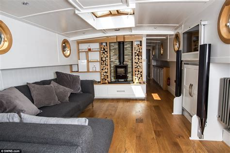 living on a boat and council tax businessman sells london home and buys 163 300k luxury