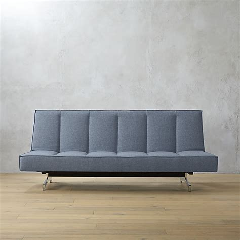 sleeper sofa living spaces 12 affordable and chic sleeper sofas for small living spaces