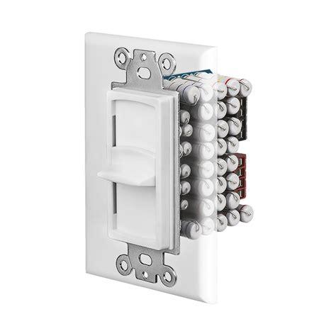 resistor volume in wall slide resistor base stereo audiophile volume osd audio skr120 three colors white