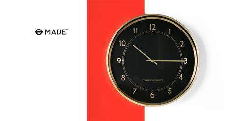 best made wall clock 100 best made wall clock egil wall aldwych wall clock polished brass made com