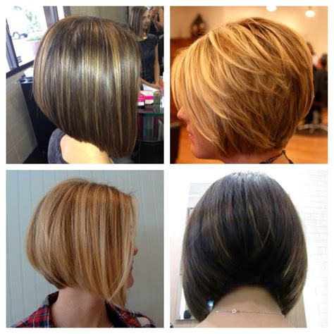 define straight lines in a haircut graduated a line bob google search haircuts