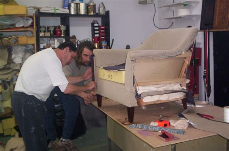 upholstery repair shop services