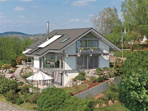 Einfamilienhaus Hanglage Planen by Fertighaus Davinci Haus Kundenhaus Gerlacher