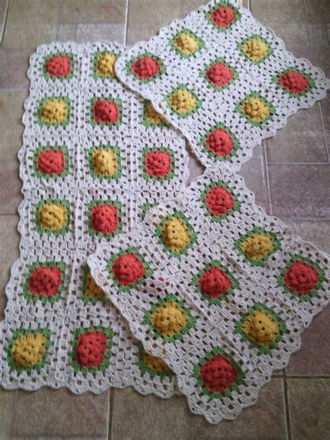 jogo de almofada de barbante jogo de cozinha de barbante e croch 234 r 85 00 em mercado