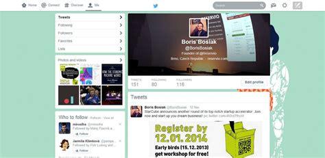 nowy layout strony twitter testuje nowy wygląd strony www inspirowany ios7