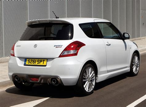 suzuki swift sport uk price