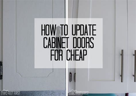 17 best ideas about updating cabinets on