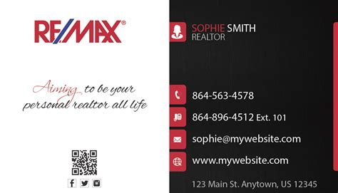 remax business card templates remax business cards 23 remax business cards template 23