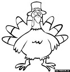 what color are turkeys free coloring pages thecolor