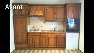 renovation cuisine en image avant apr 233 s