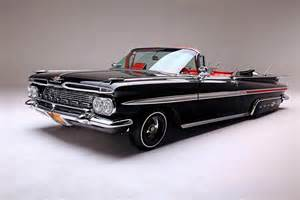 1959 chevrolet impala convertible the mothership