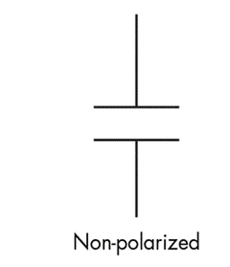 function of a non polarized capacitor capacitors types and applications electronics is