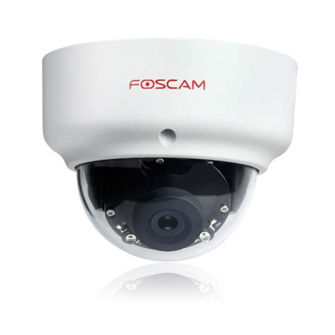 ip dome dome ip hd exterieure infrarouge foscam fi9961ep