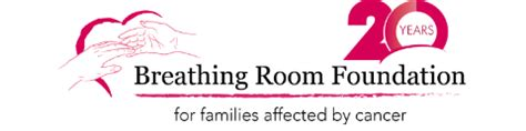 breathing room foundation the breathing room foundation for families affected by cancer