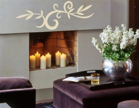 unused fireplace ideas candles in an unused fireplace can t use your fireplace get creative with these ideas
