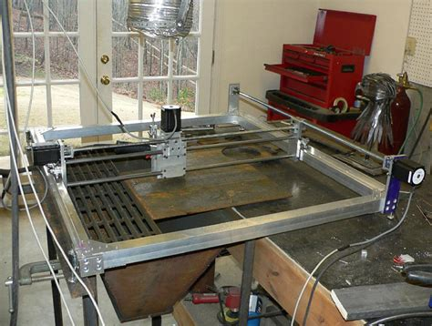 Cnc Plasma Cutter Plans by Plasma Cutters For Crafts