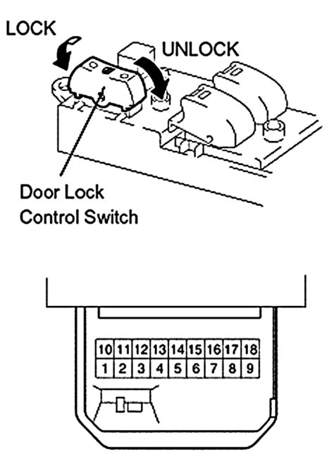 how do i remove power door lock switch from a 2007 bentley azure repair guides interior locks lock systems autozone com