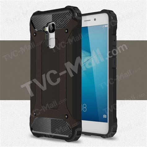 Huawei Honor 5c Honor 7 Lite Bumper Armor Cover Casing Mewah armor pc tpu air cushion phone shell for huawei honor 5c honor 7 lite gt3 black tvc mall