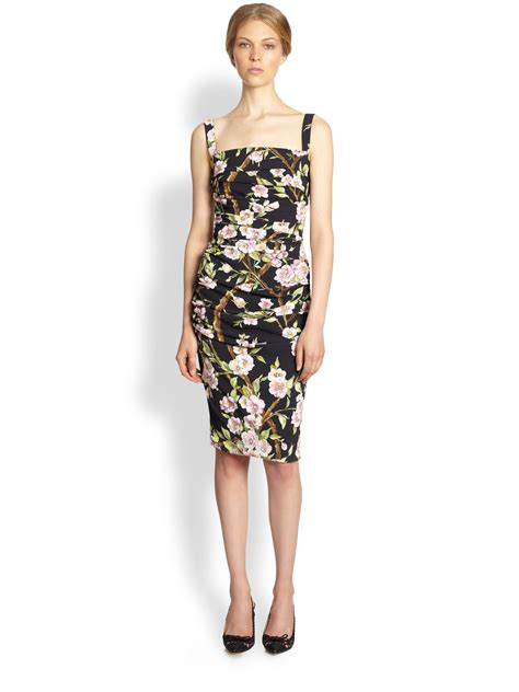 Dres Gabbana Dolce dolce and gabbana floral dresses www imgkid the