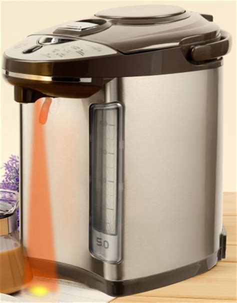 Water Dispenser Non Electric zojirushi water dispenser secura 4 6 quart electric