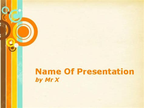 retro powerpoint template all posts tagged with free vintage powerpoint themes