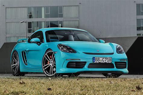 Tech Art Porsche by Techart Adds Muscle To The Porsche 718 Cayman By Car Magazine