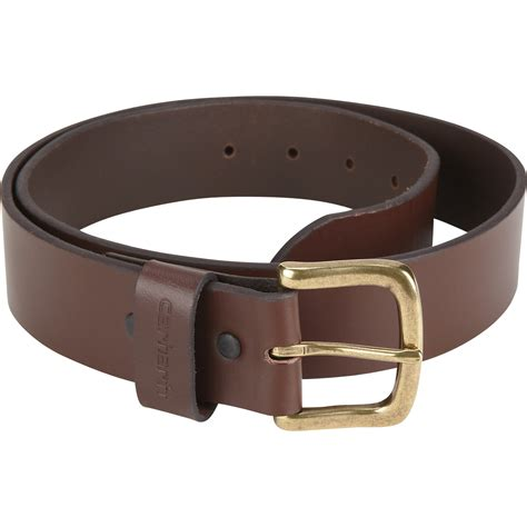 carhartt s journeyman belt brown size 36 model
