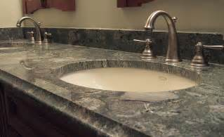 Granite Vanity Tops With Sink Bathroom Remodeling Fairfax Burke Manassas Va Pictures