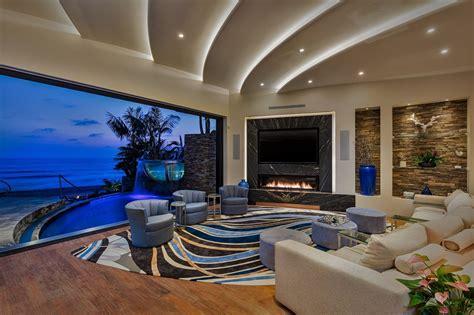 Cucine A U una grandiosa villa da sogno vista oceano casa it
