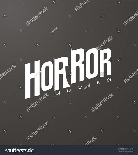 templates blogger horror creative and unique typography for horror movies website