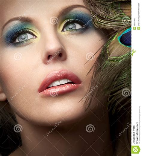 beautiful com beautiful face stock photo image 18127980