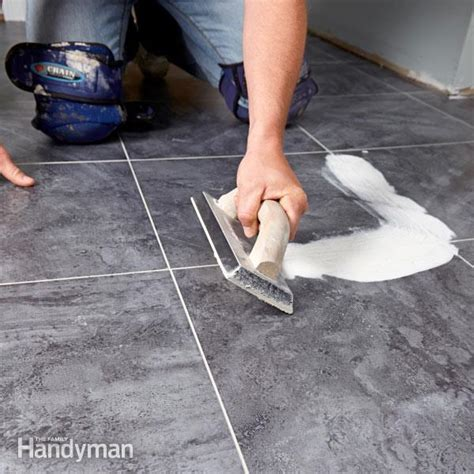 Luxury Vinyl Tile Installation   The Family Handyman