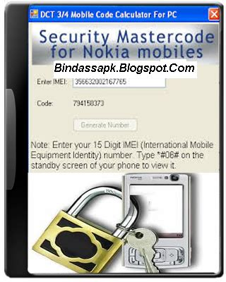 free download nokia security code resetter software nokia security code reset calculator 2013 free download