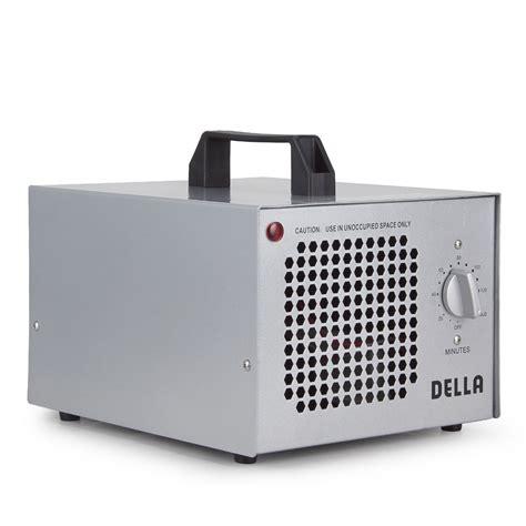 air purifier ozone generator ionizer clean industrial