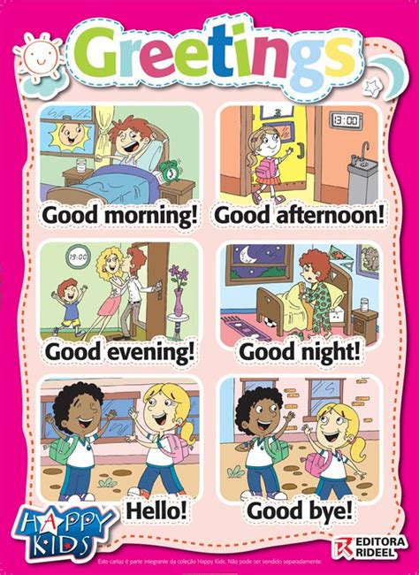 imagenes de good morning good afternoon my english class greetings saludos en ingl 233 s