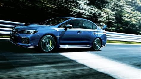 2020 subaru sti news subaru announces new wrx sti coming with minor design