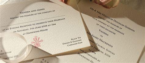 uk wedding invitation motif personalised wedding invitations the letter press