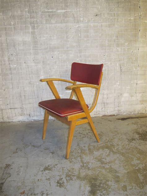 tweedehands pastoe stoel pastoe stijl berkenhouten eethoek stoel uit de jaren 60