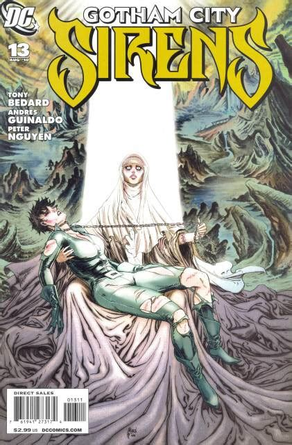 siren in the city sirens book 2 volume 2 gotham city sirens volume comic vine