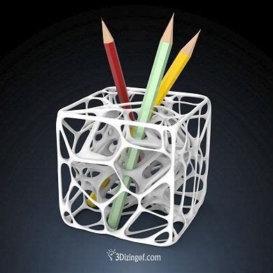 3d Print Design Ideas 3d printed pencil holder 3d is pencil