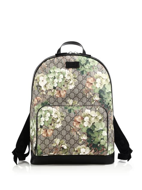 Jual Tas Gucci Techno Canvas Backpack For Pin Bb 525d2a10 gucci gg bloom supreme canvas backpack is this a idea or nah i just want a