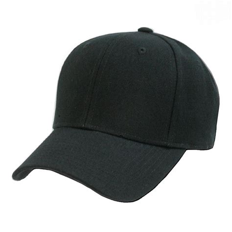 Baseball Hat Black the gallery for gt blank t shirt