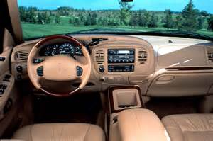 1999 Ford Expedition Interior 1998 02 Lincoln Navigator Consumer Guide Auto