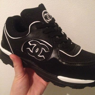 chanel sports shoes chanel tennis black sneakers shoes 183 chanel inspired shop