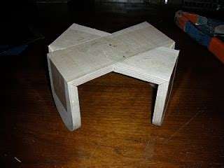 Clayton Woodworks Snowboard Coffee Table Snowboard Coffee Table