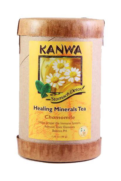 Kanwa Minerals Detox by Medicinal Herbs Teasadama Minerals Healing From The