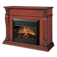 Gas And Electric Fireplace by Pet News And Reviews Style Selections 33 Quot Cherry Mantel
