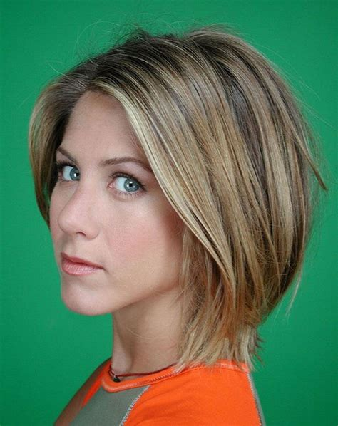 jennifer aniston long bob